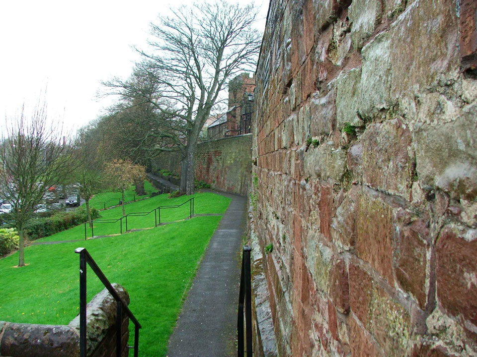 City Wall photo Matthew Emmott