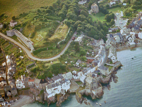 Cawsand Battery photo Steve Johnson