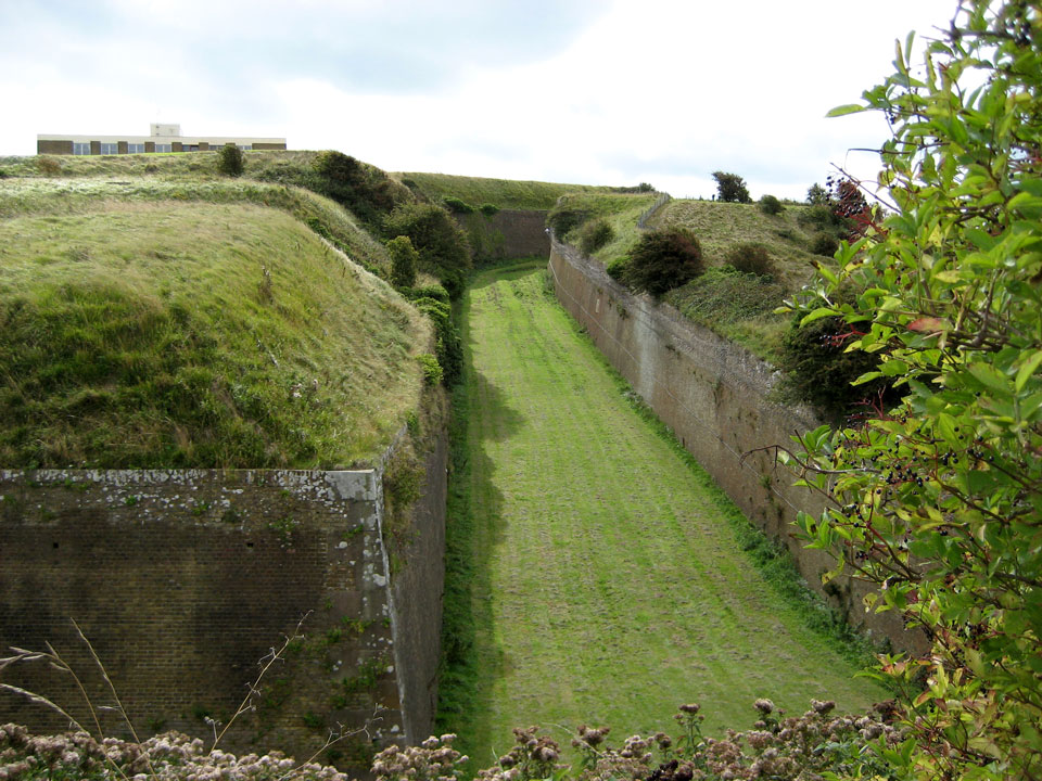 Citadel Outer Bastion photo Charles Taylor