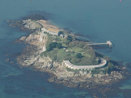 Drake S Island Fort