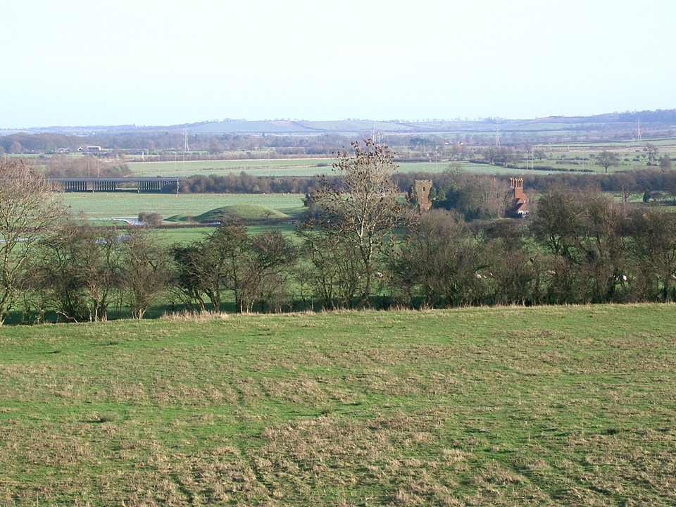 Lilbourne from Hill Ground photo Gregg Archer