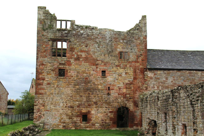 LANERCOST PRIORY AND TOWER