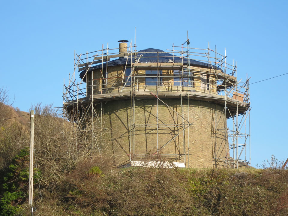 Martello Tower 1 photo Charles Taylor