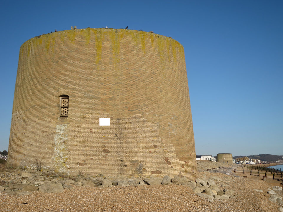 Martello Tower 15 photo Ian Giles