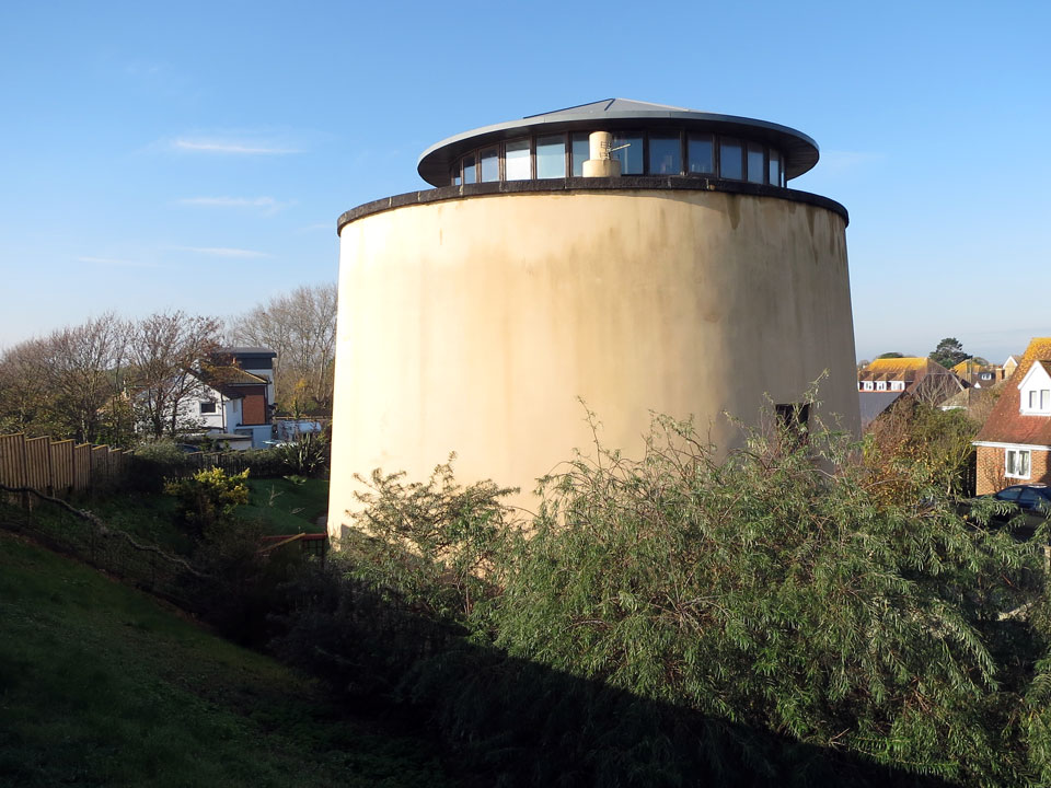 Martello Tower CC photo Charles Taylor