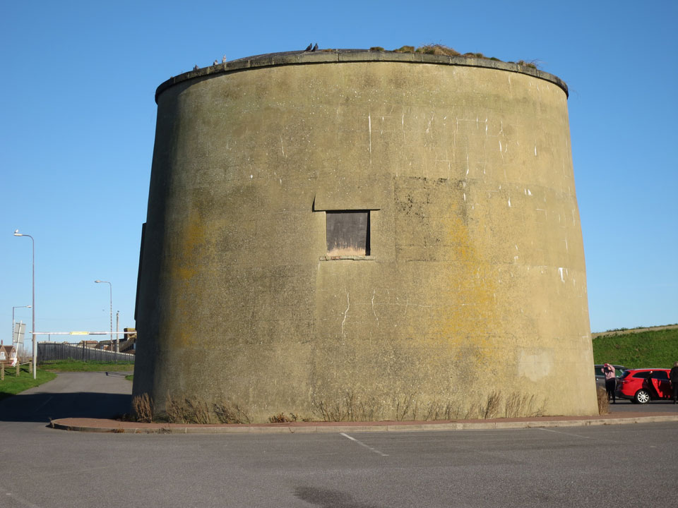 Martello Tower 25 photo Charles Taylor