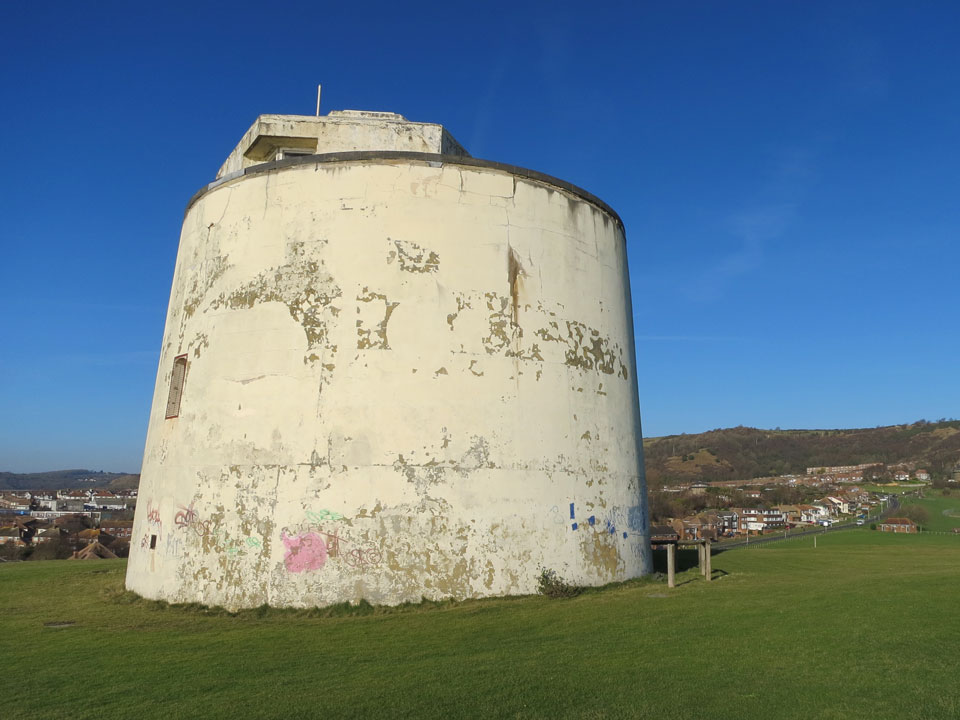 Martello Tower 3 photo Charles Taylor