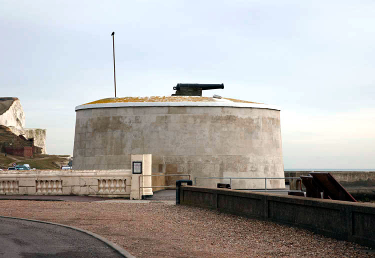 Martello Tower 1 photo Ian Giles