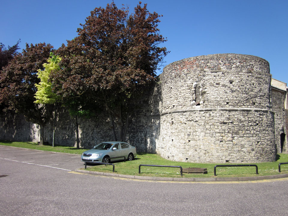 City wall and bastion photo Charles Taylor