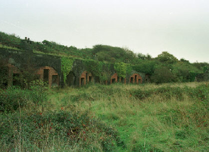 SCOVERSTON FORT