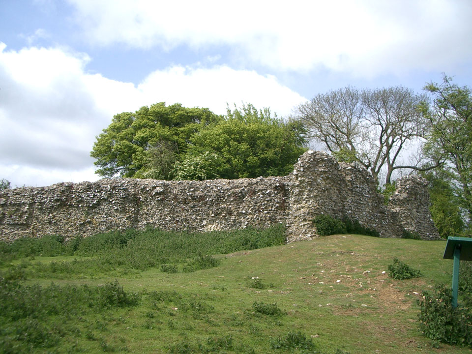 THURNHAM CASTLE