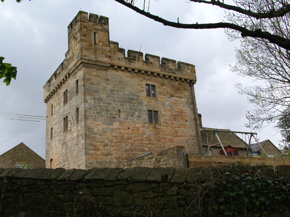 WHITTINGHAM PELE TOWER
